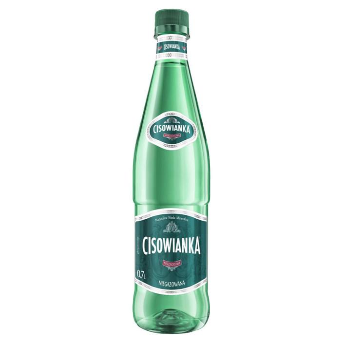 Woda Cisowianka 0,7l Classique niegazowana plastik