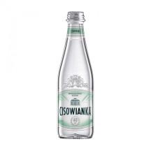 Woda CISOWIANKA Jubileuszowa 0,3l niegazowana szklana butelka 24szt.