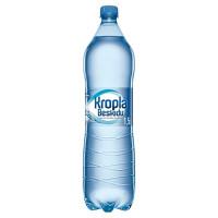 Woda KROPLA BESKIDU gazowana 1,5l 6szt.
