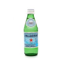 Woda SAN PELLEGRINO gazowana w szkle 0,25l 24szt.