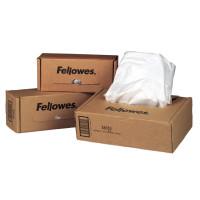 Worki do niszczarek FELLOWES 110-130 litrów opakowanie 50 sztuk
