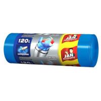 Worki na śmieci JAN NIEZBĘDNY HD Easy Pack 120l 15szt.