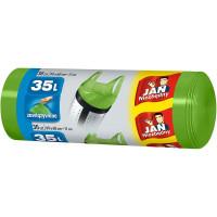 Worki na śmieci JAN NIEZBĘDNY HD Standard 35l 30szt.