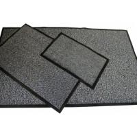 Wycieraczka POLO 90x150cm szaro-czarna