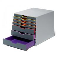 Zestaw szuflad DURABLE VARICOLOR 7 szuflad