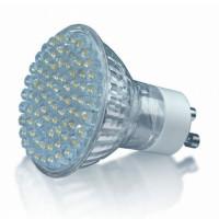 Źródło światła LED GU10-80LED 6500K