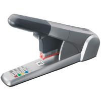 Zszywacz kasetowy LEITZ 5551 80 kartek srebrny