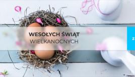 Życzymy Wam cudownych Świąt Wielkanocnych